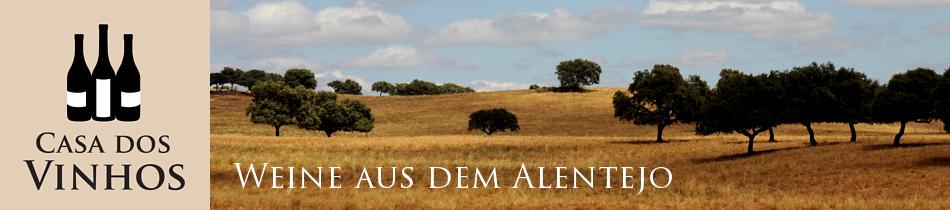 Wein aus dem Alentejo: Weine aus dem Alentejo ist der wohl korpulententeste Wein der in Portugal produziert wird.