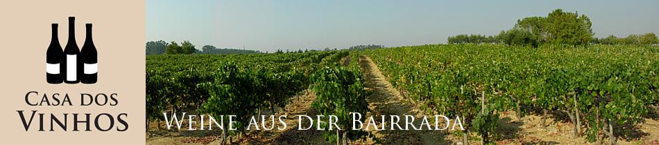 Weine aus dem Bairrada: Wein der Bairrada ist ebenso wie die Weine des Dao sehr lagerfähig. Die Baga Traube, die in dieser Region in Portugal ihren Ursprung hat und hier die perfekten Bedingungen findet, wird hier für die meisten Rotweine verwendet. Sie gibt den Weinen einen einzigartigen Character.