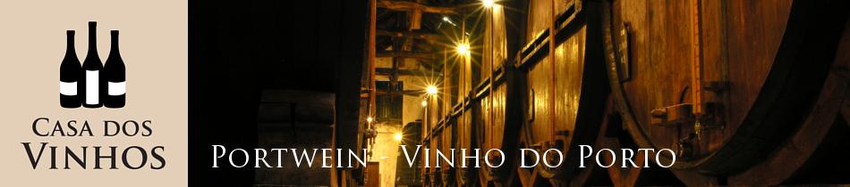Portwein - Vinho do Porto (Wein aus Porto)
