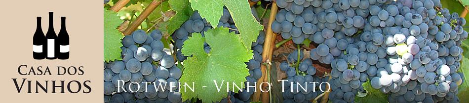 Rotwein aus Portugal