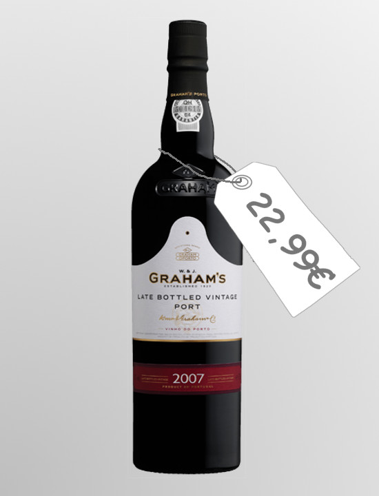 Graham's Late Bottled Vintage 2011