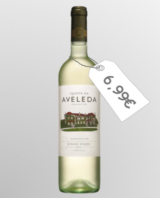 Quinta da Aveleda Vinho Verde 2018